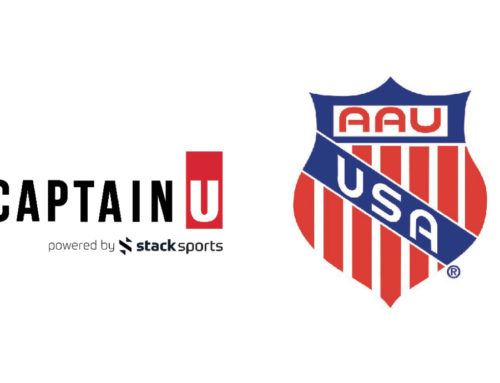 """CaptainU Joins AAU as """"Official College Recruiting Partner"""""""