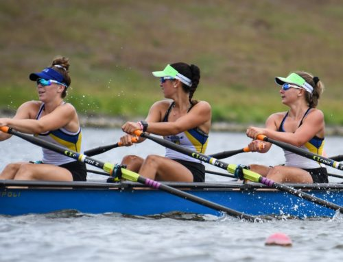 Rowing Is Hard. Making A College Roster Is Even Harder