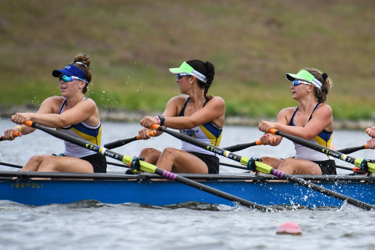 Rowing Is Hard. Making A College Roster Is Even Harder - Captainu college sports recruiting blog article