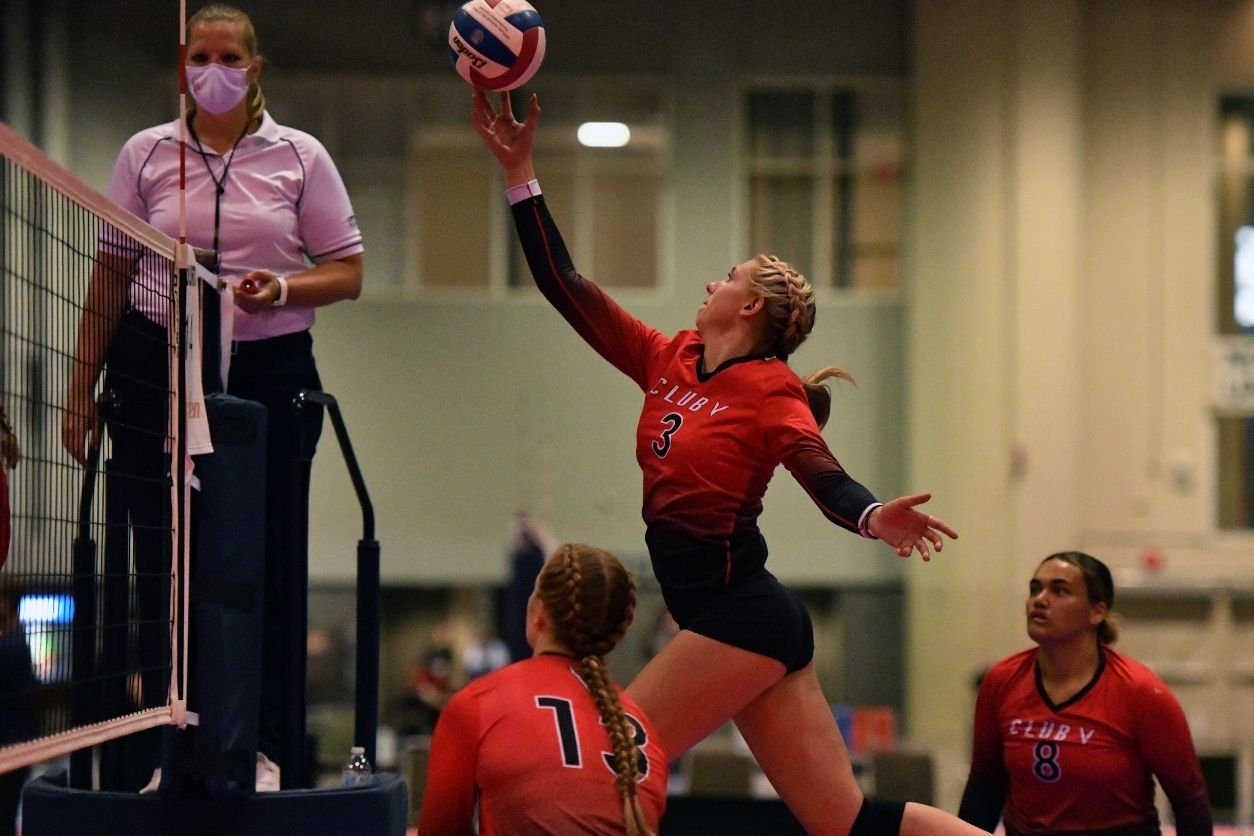 Volleyball Recruiting - How to play volleyball in college - captainu recruiting articles